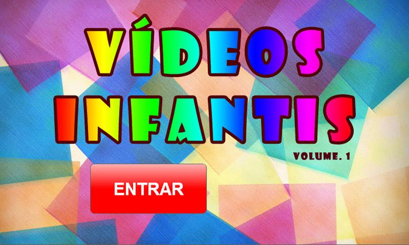 Videos Infantis - screenshot