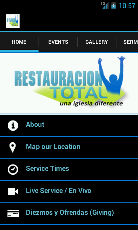 Restauracion Total- screenshot