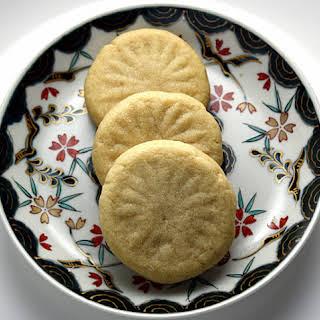Chewiest Sugar Cookies.