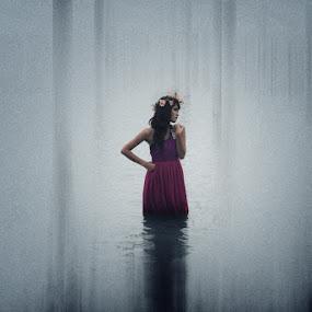 Alone  by Asep Bowie - Digital Art People
