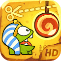 Cut the Rope: Time Travel HD logo