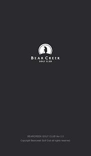 BearCreek Golf Club- screenshot thumbnail