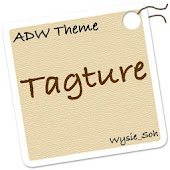 ADW Tagture Theme (Donate)