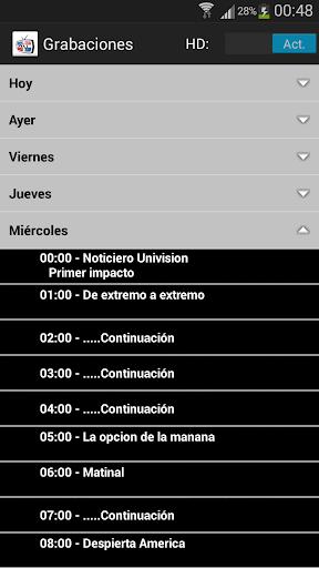 MiTV RD Televisión Dominicana 1 47 (Android) - Descargar APK