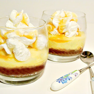 Sea Salt Caramel Pudding