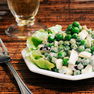 Green Pea Salad