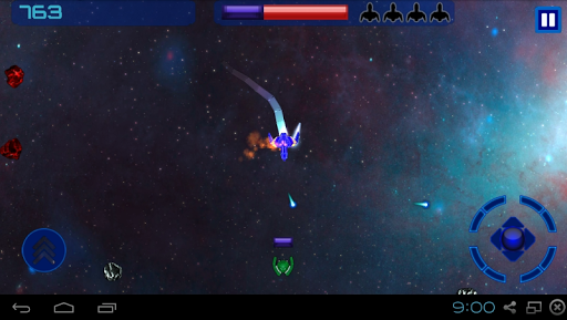 Asteroid Melter Space Shooter