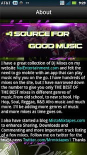 Mista Mixtapes - screenshot thumbnail