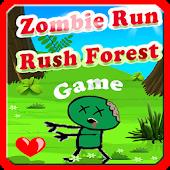Zombie Run Rush Forest