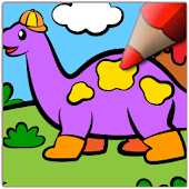 Kid's Animal Coloring
