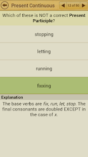 Grammar Express : Tenses- screenshot thumbnail