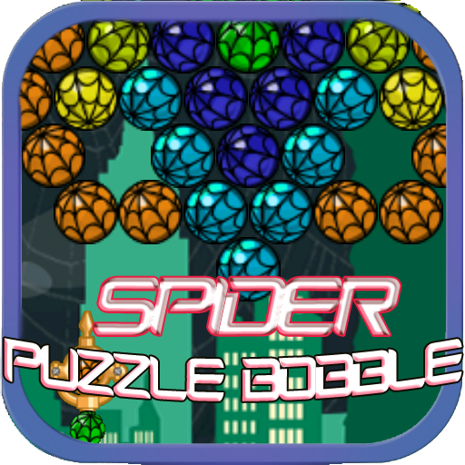 Puzzle Bobble Spider 2015 街機 App LOGO-APP試玩