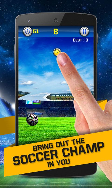 Fantasy Simply Soccer- screenshot