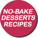 Easy No-Bake Desserts Recipes icon