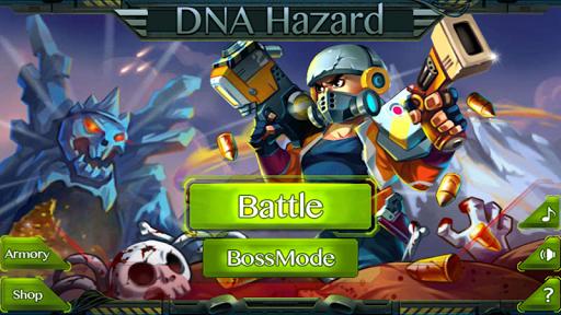DNA Hazard - Propagating Zonbi