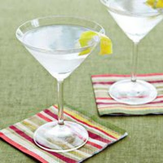 Spicy Vodka Martini.