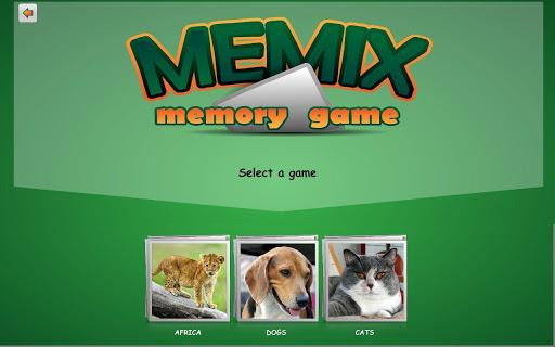 Memix Free - memory game