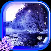 Snow n Frost HD live wallpaper