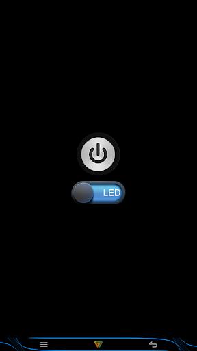 懐中電灯:LEDバッテリーセーバー