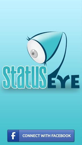 Status Eye - FB Status History