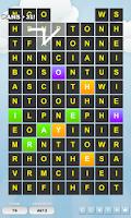 Screenshot of Wordcraft - Free word search!