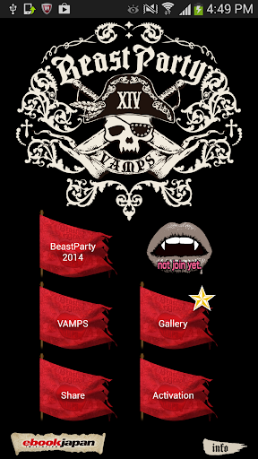 VAMPS LIVE 2014 BEAST PARTY