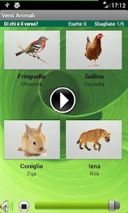 Come fa? i Versi degli Animali- miniatura screenshot