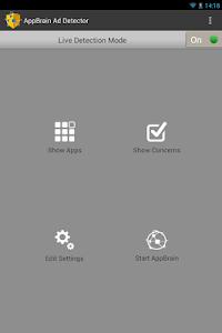 AppBrain Ad Detector v2.1