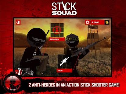 Stick Squad - Sniper contracts- screenshot thumbnail