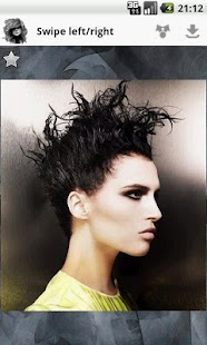 发型的想法