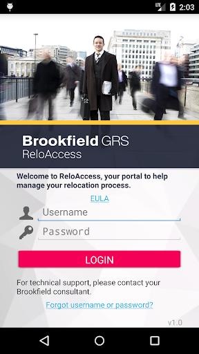 Brookfield ReloAccess