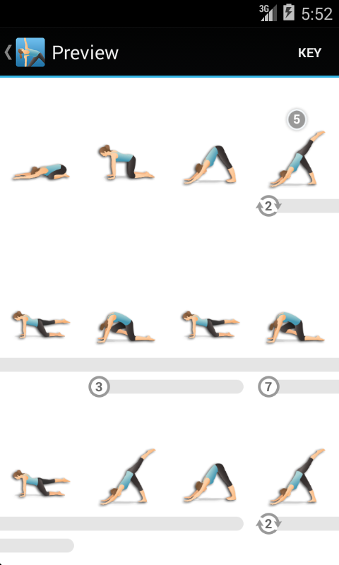 Pocket Yoga - screenshot