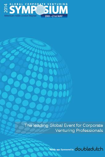 GCVenturing Symposium 2014