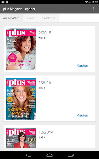 plus Magazin - epaper