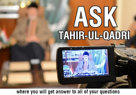 Ask Tahir-ul-Qadri- screenshot thumbnail