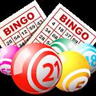 Bingo Numbers: 宾果游戏 数发生器 icon