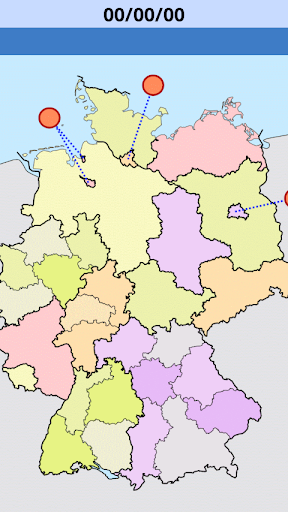 Amin divisions of Germany