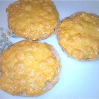 Cheesy Shrimp Meltaways.