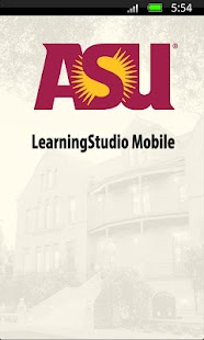 ASU LearningStudio Mobile - screenshot thumbnail