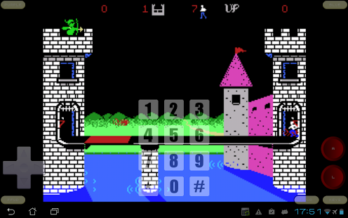 ColEm Deluxe - Coleco Emulator Screenshot