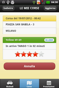 Taxi Sordi- screenshot thumbnail