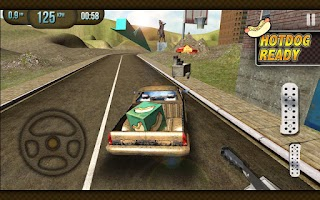 Screenshot of Pickup Truck Simulator 3D