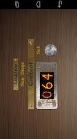 Screenshot of Steampunk Clock w/ widgets