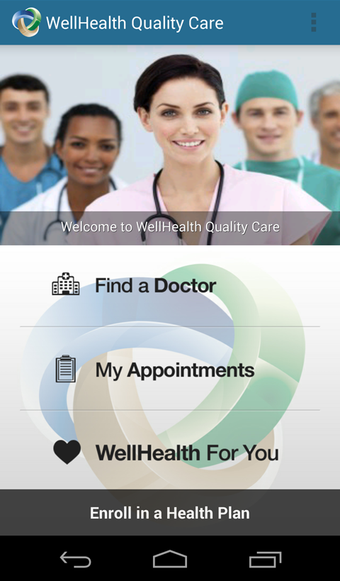 WellHealth Quality Care- screenshot