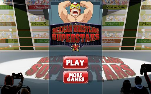 玩體育競技App|Mexican Wrestler Superstars免費|APP試玩