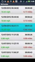 Screenshot of Ski Tracker+ by 30 South