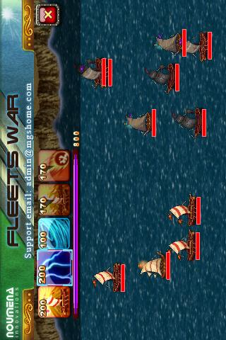 Fleets War- screenshot