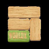 Woblox slide puzzle