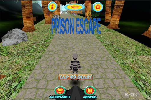 Prison Escape : The Jungle