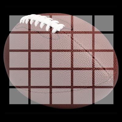 Easy Football Squares